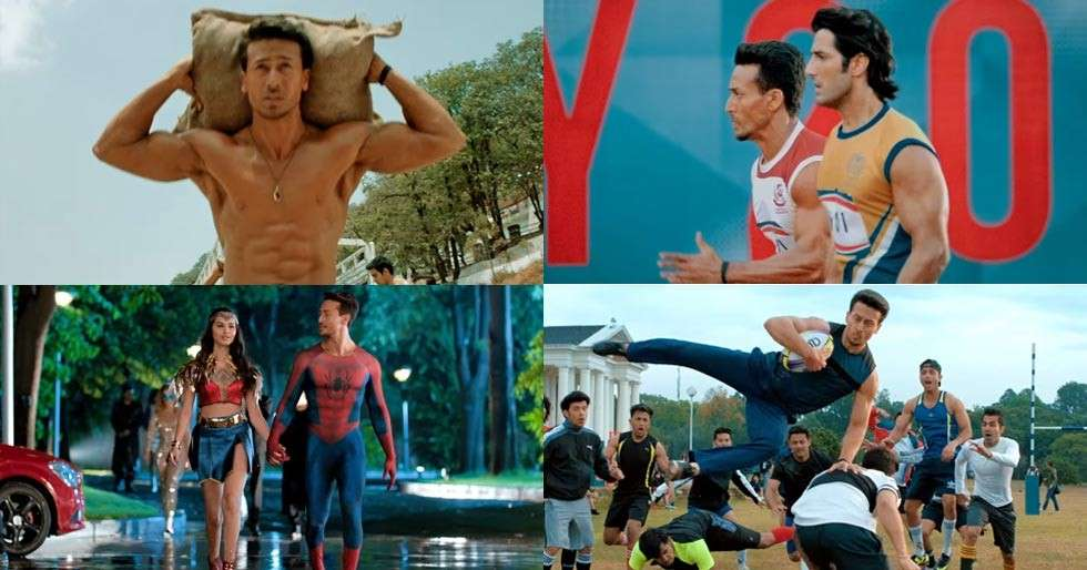 Tiger Shroff, Ananya Panday and Tara Sutaria impress in SOTY 2's trailer