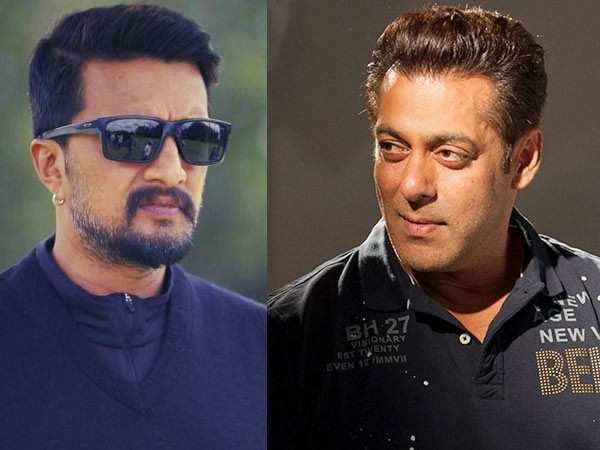 South star Sudeep to play the antagonist in Dabangg 3