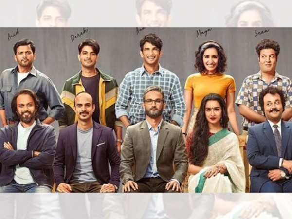 Sushant Singh Rajput and Shraddha Kapoor shoot a song for Chhichhore