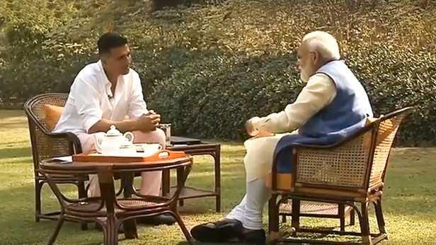 Twinkle Khanna has an epic reply to PM Narendra Modi's 'gussa' poke