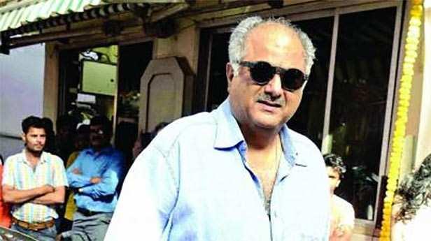 Urvashi Rautela, Boney Kapoor