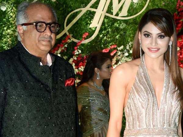 Urvashi Rautela on Boney Kapoor apparently touching her inappropriately