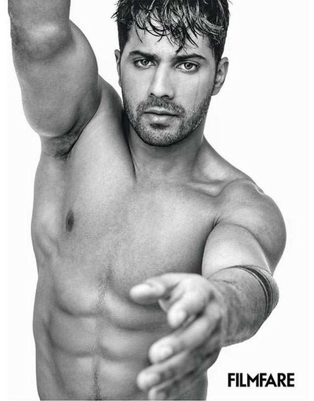 Varun Dhawan is currently gearing up for his next release Kalank. Directed by Abhishek Varman the film also stars Alia Bhatt, Aditya Roy Kapur, Sonakshi Sinha, Madhuri Dixit Nene and Sanjay Dutt in important parts. The multi-starrer hits  the theatres on April 17 and the buzz around the film is so massive that the audience can't wait to catch on the big screen. A few songs from the film have already been released and one of them is Varun Dhawan and Kiara Advani's First Class. The dance number has some peppy beats and makes you want to get up and shake a leg. VD shared a video of himself and Vicky Kaushal ex-girlfriend Harleen Sethi dancing on the track with choreographer Melvin Louis. Both Varun and Harleen are seen dancing it out with full energy and oomph. Check out the video here…