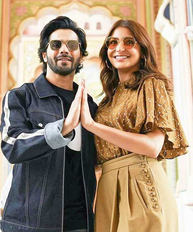 Varun and Anushka