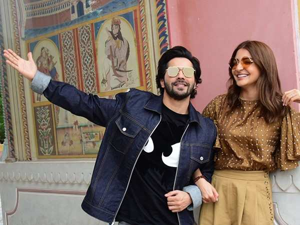 Varun Dhawan credits Anushka Sharma for a change in him