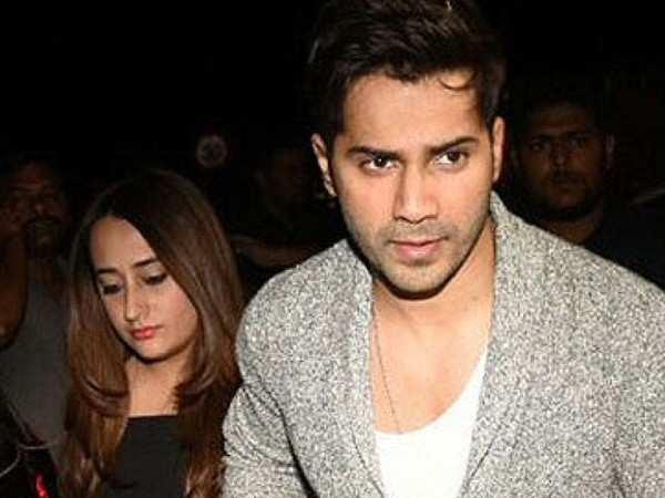 Varun Dhawan's fan threatens to harm his girlfriend Natasha Dalal