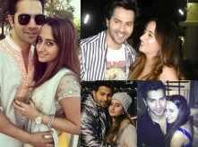Varun Dhawan and Natasha Dalal's most romantic pictures