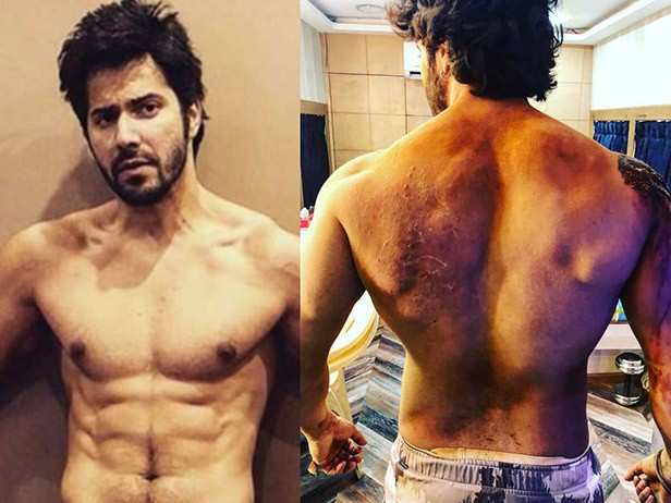 Varun Dhawan talks about the challenges faced while shooting Kalank