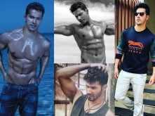 32 blazing hot pictures of birthday star Varun Dhawan