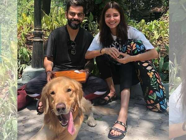 Watch video! Anushka Sharma and Virat Kohli goof around in Bengaluru