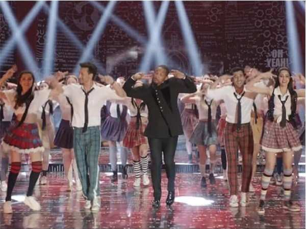 Will Smith grooves to Student Of The Year 2 song Radha
