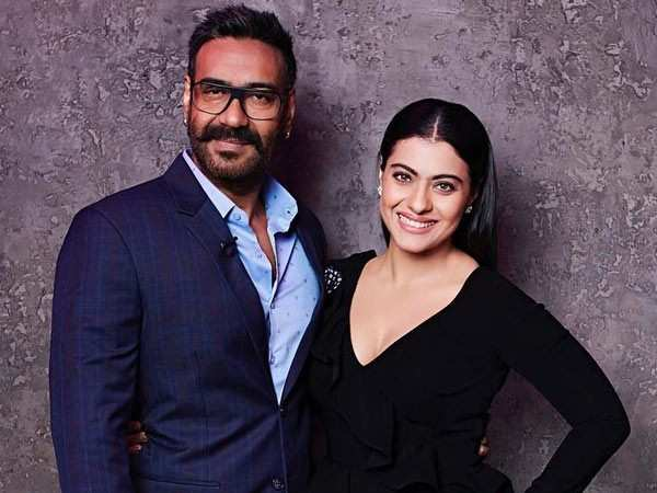 Check out Ajay Devgn's adorable birthday wish for wife Kajol
