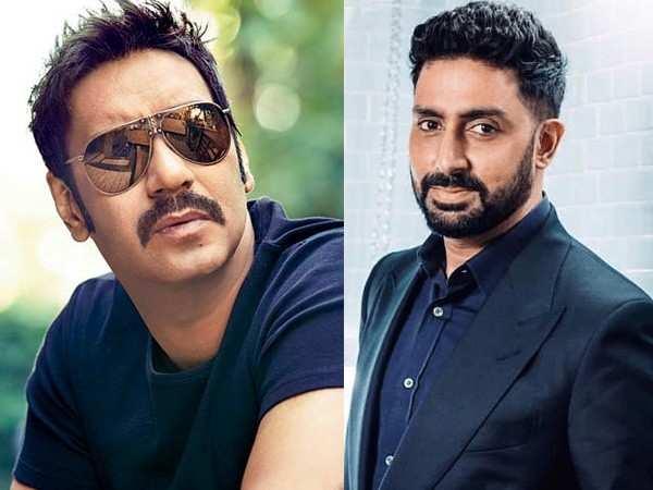 Ajay Devgn all set to produce Abhishek Bachchan's next