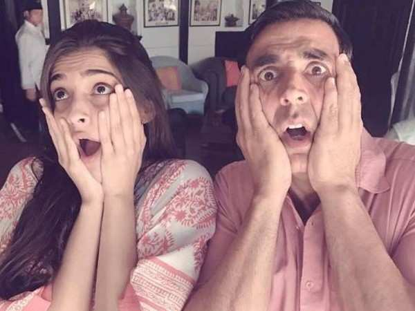 Akshay Kumar and Sonam Kapoor on PadMan winning the National Award