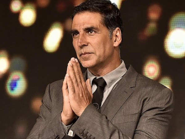Akshay Kumar grabs a spot on the Forbes list of highest-paid actors