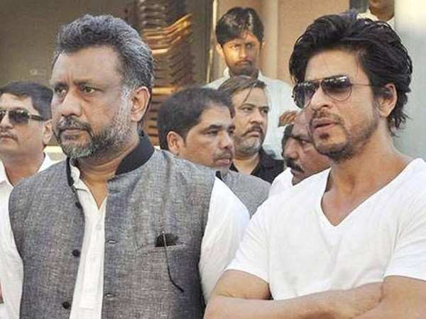 I would give both my arms and legs to work with SRK again.-Anubhav Sinha