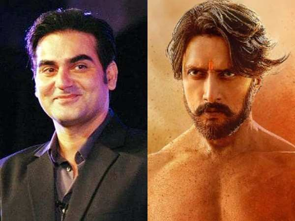 Arbaaz Khan says Sudeep is the surprise package of Dabangg 3