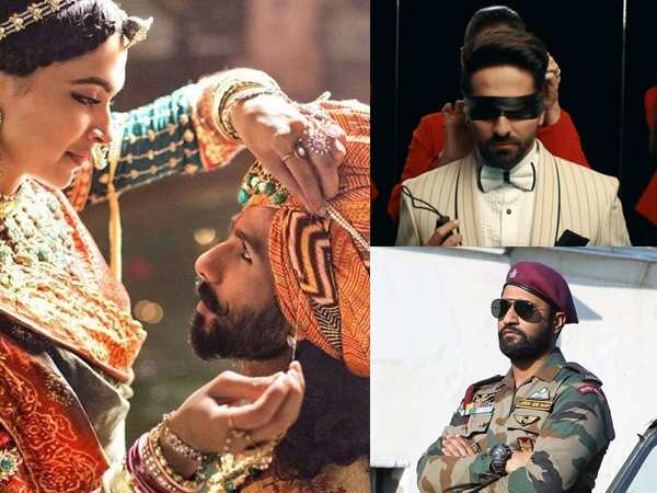 Josh high at 66th National Film Awards as Uri, Padmaavat win big