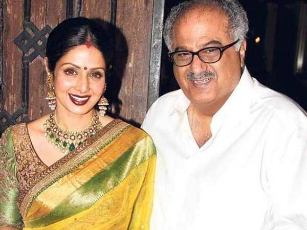 """I have managed to fulfill Sridevi's dream."" – Boney Kapoor"