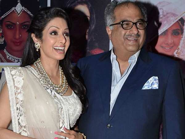 Boney Kapoor on late Sridevi and how much she loved the South industry