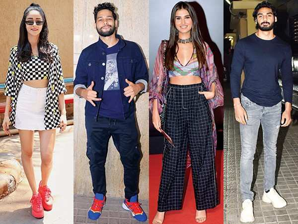 Bollywood newcomers to watch out for