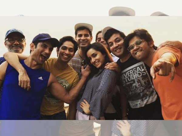 The cast of Chhichhore set to meet their long lost college friends