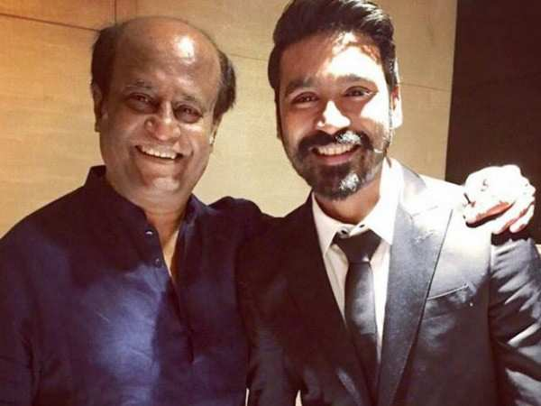Dhanush reacts to reports of working in a film with superstar Rajinikanth
