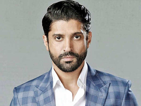 Farhan Akhtar begins shooting for Toofan