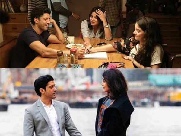Check out these new stills from Priyanka Chopra and Farhan Akhtar's The Sky Is Pink
