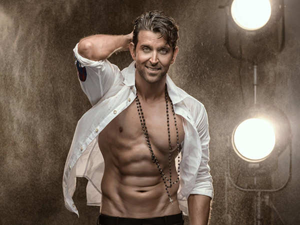 Hrithik Roshan has an amusing response to what makes him so handsome