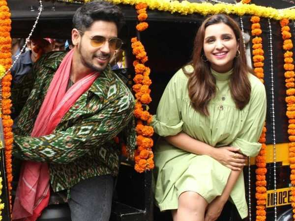 Jabariya Jodi gets 9 changes from the Central Board of Film Certification