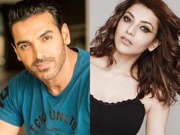 Kajal Aggarwal to star opposite John Abraham in Sanjay Gupta's Mumbai Saga