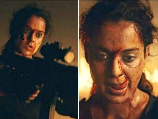Kangana Ranaut goes all guns blazing in the teaser of Dhaakad