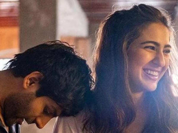 Kartik Aaryan doesn't hold back when it comes to looking after Sara Ali Khan
