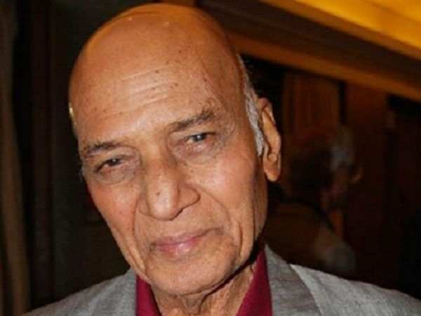 Veteran music composer Khayyam in ICU due to lung infection