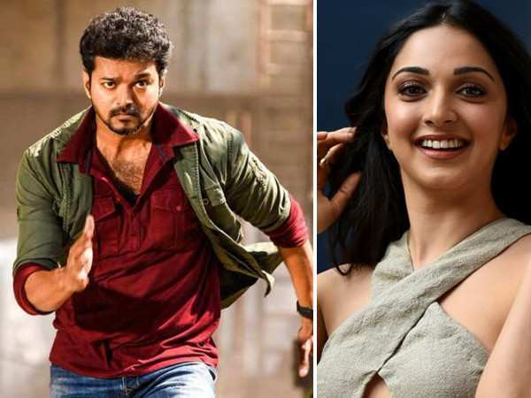 Kiara Advani to make her Tamil film debut opposite Vijay?
