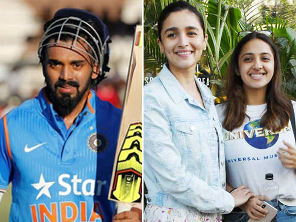 KL Rahul responds to rumours linking him to Alia Bhatt's best friend Akansha Ranjan Kapoor