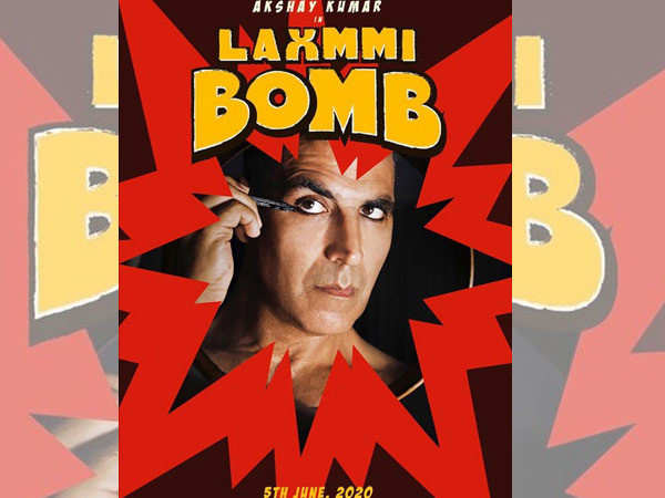Akshay Kumar and Kiara Advani's Laxmmi Bomb to release on Eid 2020