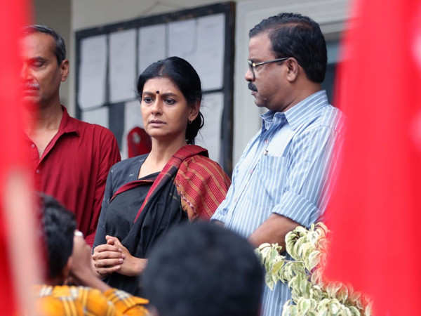 Nandita Das talks about her Telugu comeback film Virata Parvam 1992