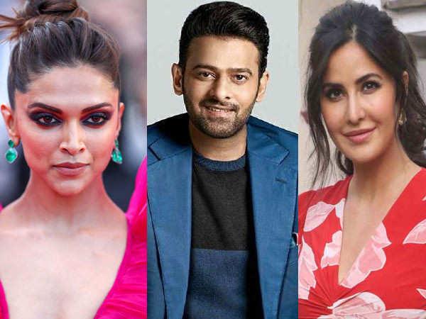 Prabhas is keen to work with Deepika Padukone, Alia Bhatt and Katrina Kaif