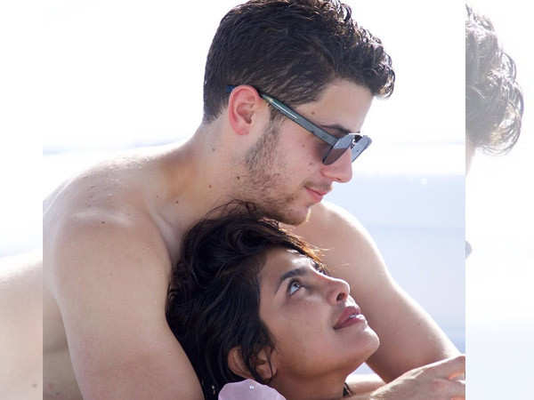 Priyanka Chopra reacts to fans talking about Nick Jonas's body