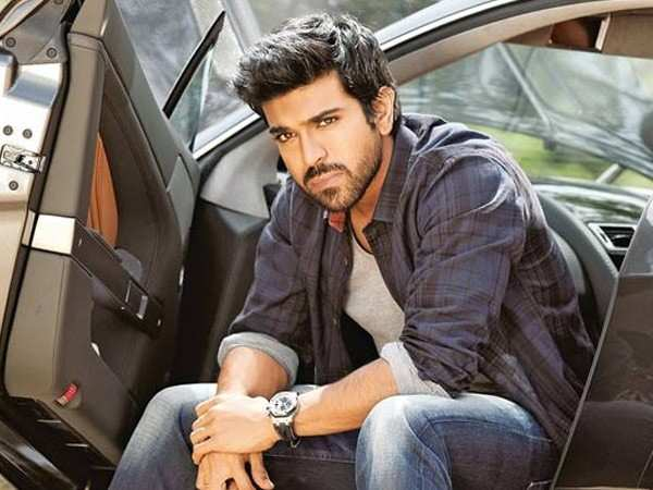 Here's why South star Ram Charan is currently in Mumbai