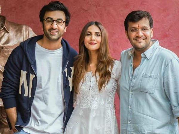 Ranbir Kapoor and Vaani Kapoor to shoot in Ladakh for Shamshera