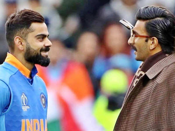 Ranveer Singh has THIS to say as Virat Kohli completes 11 years in international cricket