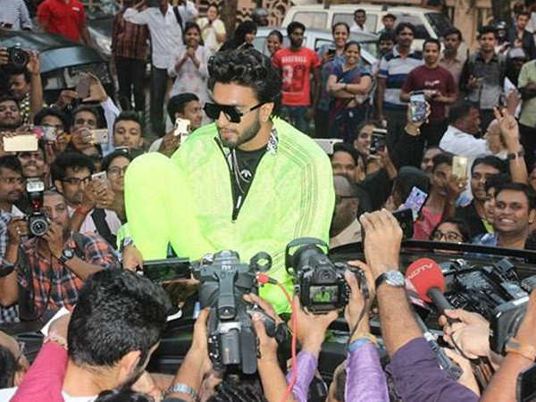 Ranveer Singh to meet his fans and share his life story in Birmingham