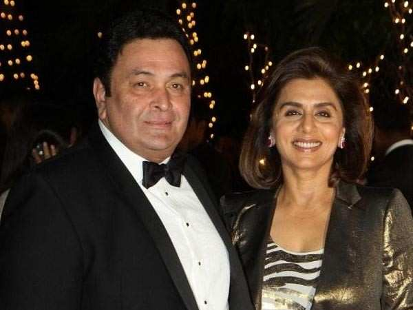 """A lot of credit goes to Neetu."" – Rishi Kapoor talks about recovering well"