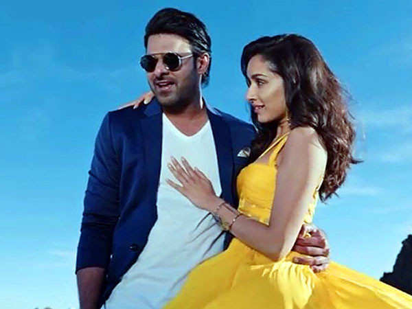 Several shows of Saaho cancelled in Northern India