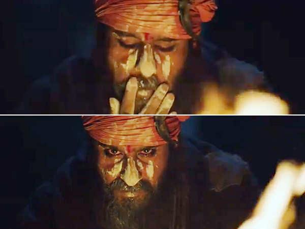 Saif Ali Khan goes dark in the teaser of Laal Kaptaan