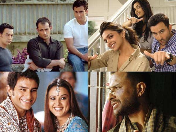 Birthday Special: 7 memorable roles of Saif Ali Khan