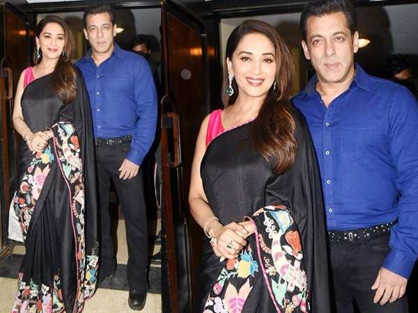 Salman Khan and Madhuri Dixit grooving to Pehla Pehla Pyaar is sure to give you the feels